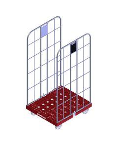 Rollbehälter Qualitätswasser St. Leonhards Quelle - 192 Flaschen zu je 1000ml - diverse Sorten